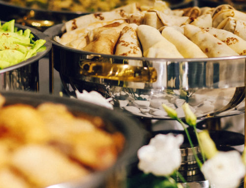Food at Volunteer Events