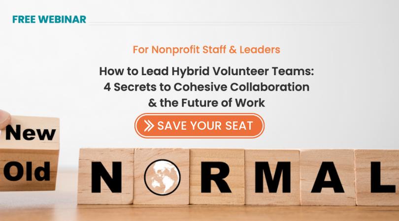 volunteer management hybrid team