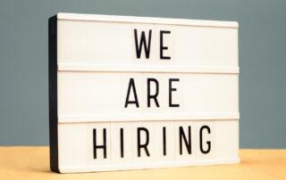 volunteer coordinator skills hiring
