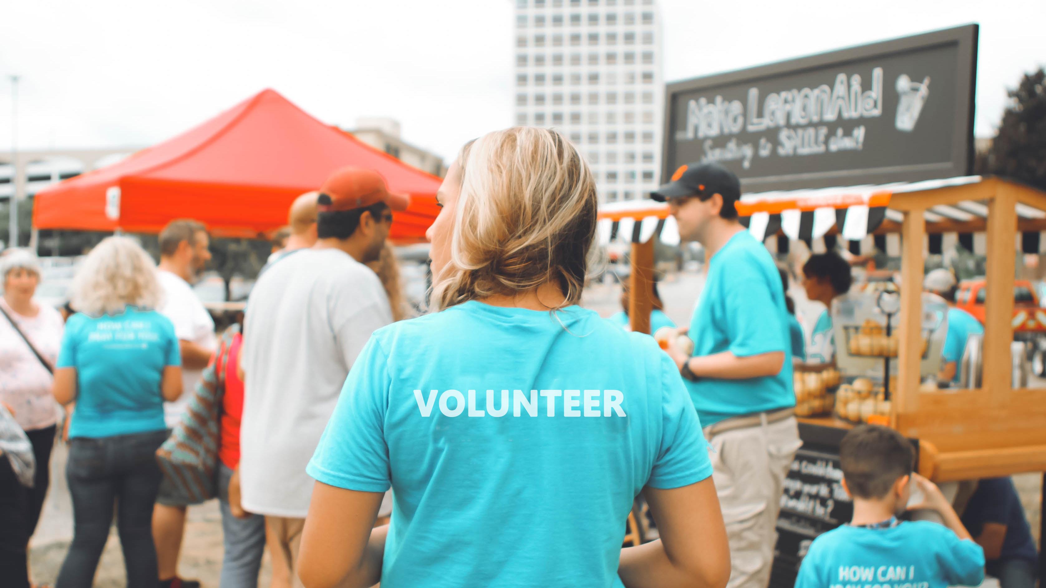 volunteer engagement strategy