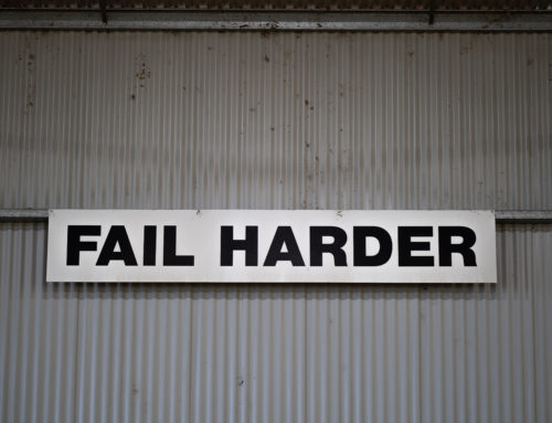 Nonprofit Leadership: How to Embrace Failure for Success