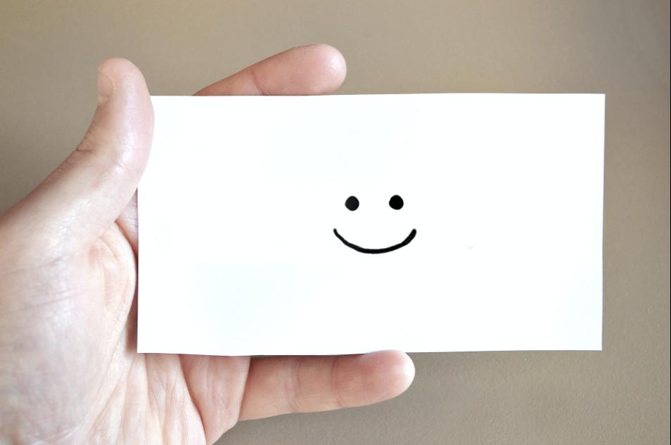 Gratitude Leadership smiley face