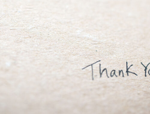 The Complete Guide to Better Volunteer Thank You Notes