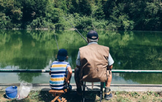 intergenerational volunteer program