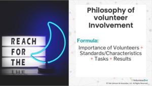 volunteer program evaluation