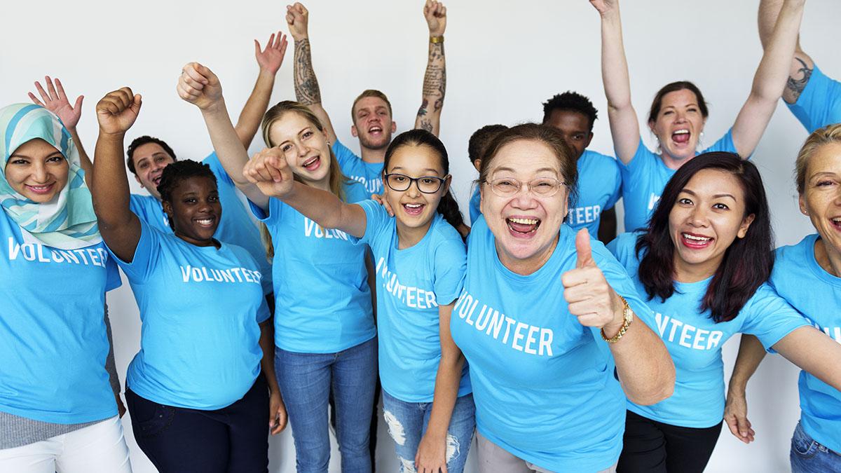 volunteer recruitment strategy